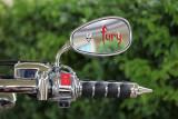Honda Fury Mirror