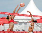 Womens Beach Volleyball - Semi Final