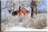 Rural Abandon Church