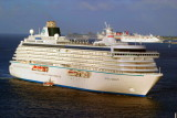 CRUISE SHIPS - CRYSTAL CRUISES