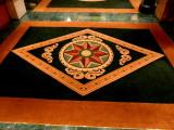 QUEEN VICTORIA Carpet Onboard