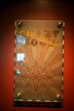 QUEEN VICTORIA Chart Room Sign