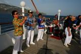 BOUDICCA Aft Deck Party