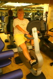 BOUDICCA Margaret in the Gym
