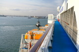 BOUDICCA View from Top Deck