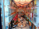 CRUISE SHIPS INSIDE - RCI INDEPENDANCE OF THE SEAS 14-Meditereanean Cruise + 10-Day Canaries Cruise