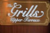 QUEEN VICTORIA Grills Upper Terrace