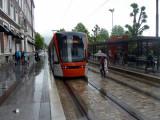 210 Stadler Variobahn Byparken Terminus arriving