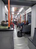 211 Stadler Variobahn Inside