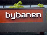 Bybanen System Sign