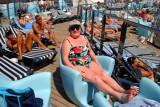 Cobalt Lido Pool Margaet Sunbathing
