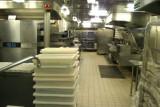 Kitchen on Carnival Glory