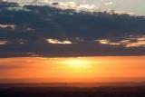 6h30 le soleil se lève