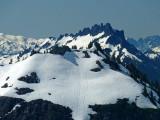Mt. Baker/Snoqualmie N.F. - Del Campo Peak
