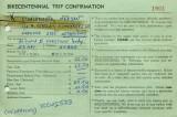Bikecentennial Trip Confirmation   1901