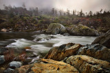 American river morning