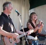 2011_08_05 Andy White and Brandy Zdan with Andy Donnelly