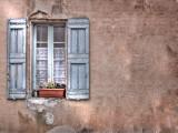 Orange Hope Window