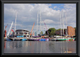 Clipperships Moored