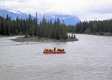 Heading For The Rapids