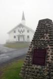 A Very Misty Day At West Pennet