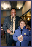 Larry Holmes Meets Mary