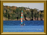 Sailing In Baddeck