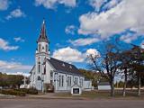 St. Cyril and Methodist Church, Dubina,TX.