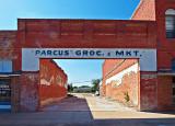 Open for business in Rosebud, TX.