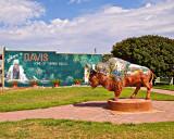 The Davis, OK Wall