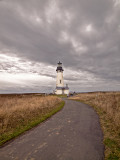 Yaquina head Lighthouse, view 2