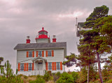 Yaquina Bay Lighthouse, OR