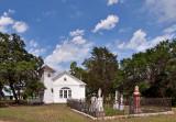 Mt. Zion Baptist church, Gay Hill, Texas