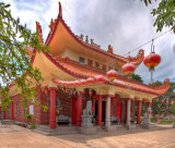 A Chinese Temple  in Austin, TX