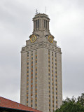 The Univ. Of Texas Tower.