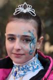 make-up in Venice, Carnival 2010