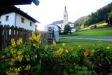 Obertilliach: summer 2011, at sunset