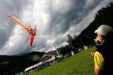 Lienz: kites show