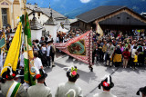 Obertilliach: the traditional religious procession of 15th Aug (each year)
