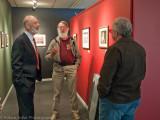 Adam Bridge, Doug Herr, Steve Barbour (photo Bob Adler)