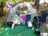 Boo's First Camping Trip - 8/28 - 829/11