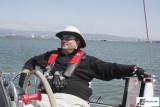 Sailing on San Francisco Bay  - 8/25/12