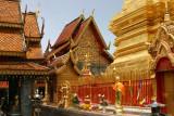 A Walk Around Thai Temple