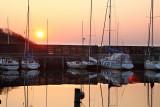 Hornbaek Harbour