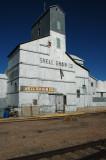 Arriba, CO old grain elevator.
