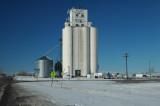 Bennett, CO grain elevator.