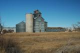 Matheson, CO old grain elevator.