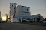 Bennett, CO grain elevators.