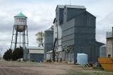 Sterling, CO grain elevators.