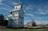 Merino, CO grain elevator.